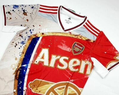 ARSENAL JERSEY COLLECTION 2019-2020 MAGLIA COLLECTION ARSENAL