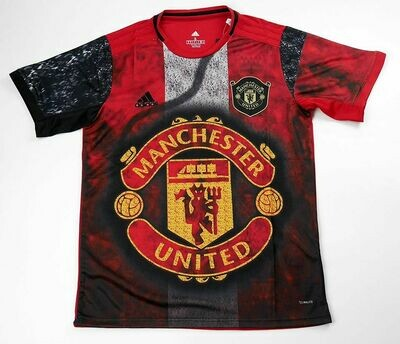 MAN UTD JERSEY COLLECTION 2019-2020 MAGLIA COLLECTION MANCHESTER UNITED