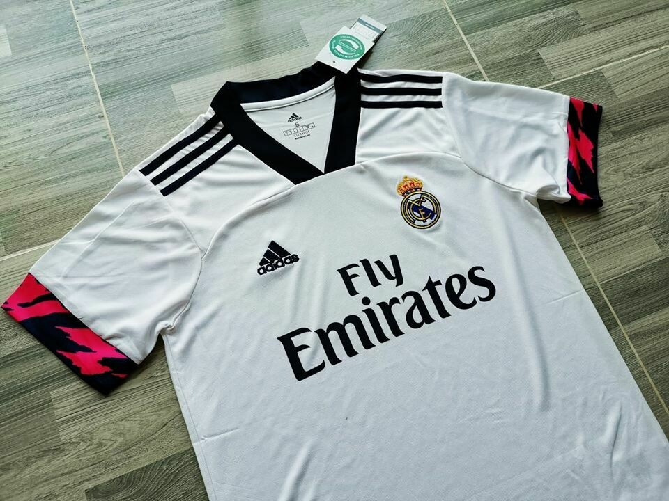 REAL MADRID MAGLIA CASA JERSEY HOME
