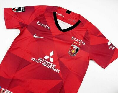 URAWA RED DIAMONDS HOME 2020-2021 MAGLIA CASA