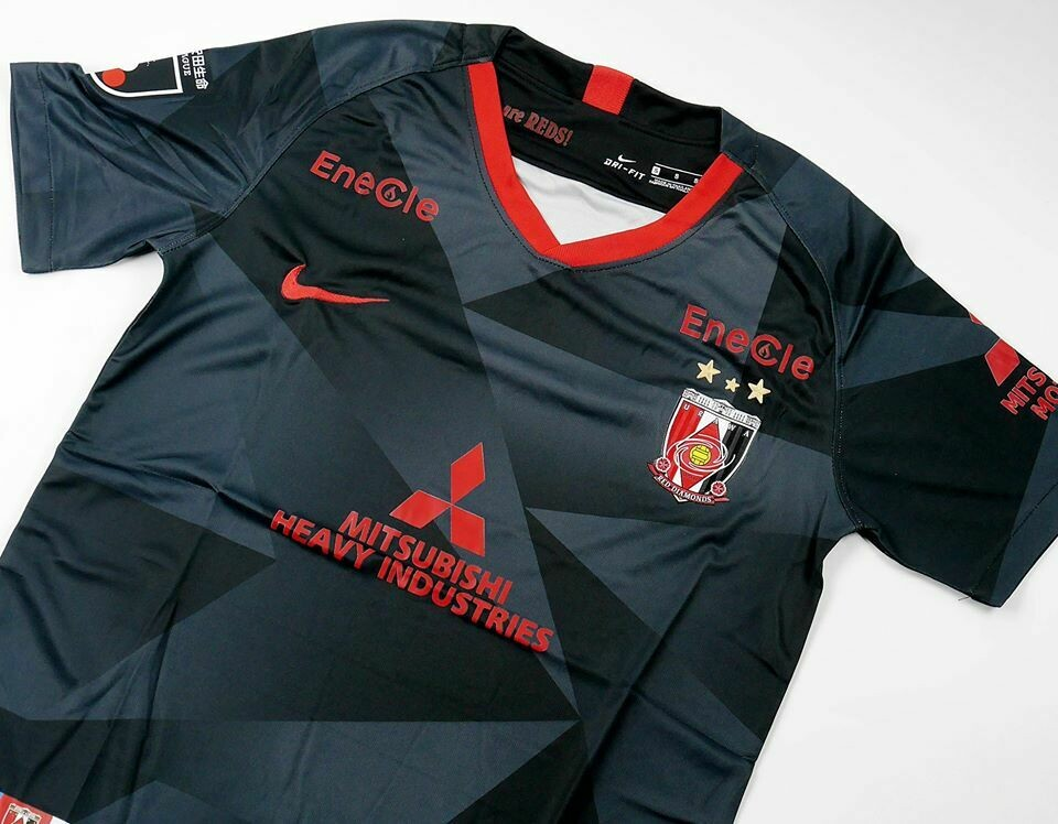 URAWA RED DIAMONDS AWAY 3RD 2020-2021.