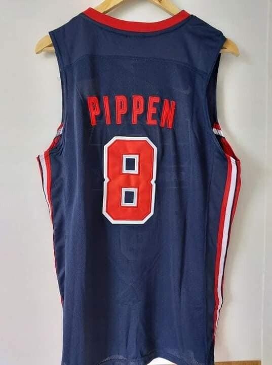 USA MAGLIA JERSEY PIPPEN 8 BASKETBALL