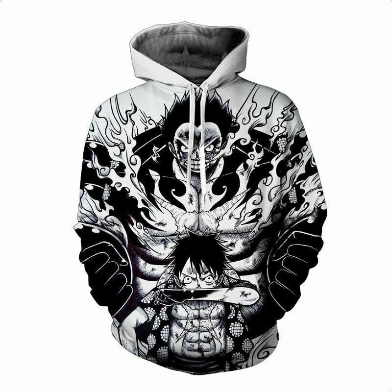 FELPA 3D HOODED