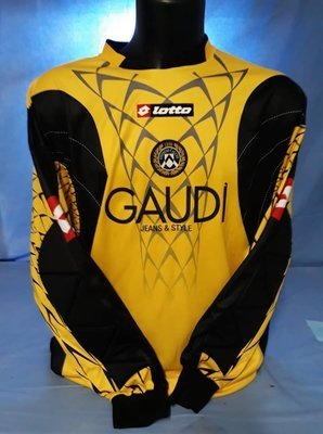 Udinese Jersey Goalkeeper 2006 2007  Maglia Portiere  PRONTA CONSEGNA