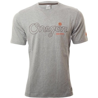 Nike Men's Oregon Grey T-Shirt