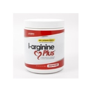 1 x tub of L-Arginine Plus™ (30 day supply) - Choice of Lemon Lime, Raspberry or Grape Flavours