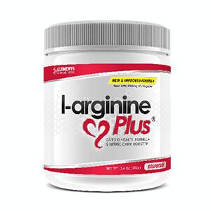 1 x tub of L-Arginine Plus™ (30 day supply) 2500 IU's vitamin D3 - Choice of Raspberry or Lime Lemon