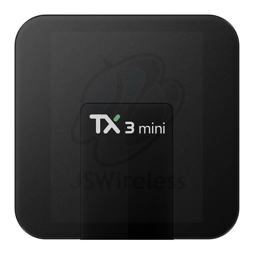 TX3 TV Box Quad Core 64bit Amlogic S905W Android 7.1