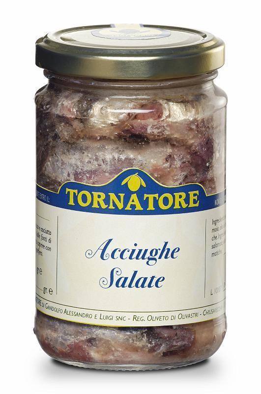 Acciughe salate 230 gr.