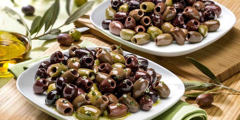 Olive taggiasche denocciolate 180 gr