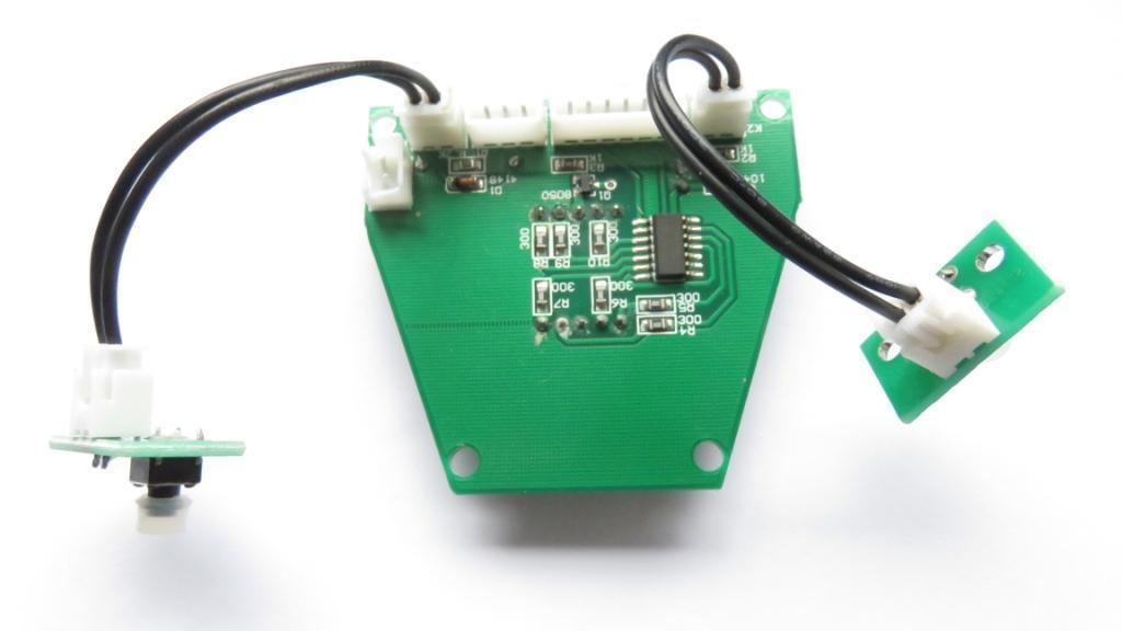 GTX  Handle Circuit board with buttons