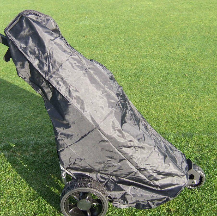 Golf Bag Rain Cover fits many trolleys