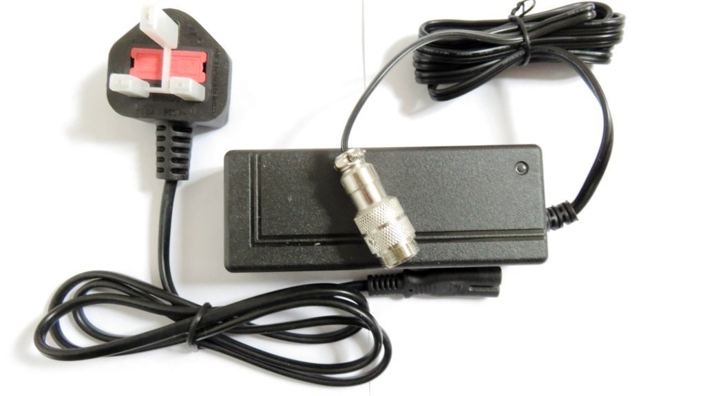 CP1230 Battery Charger 3 Pin Pro Rider | Stowamatic