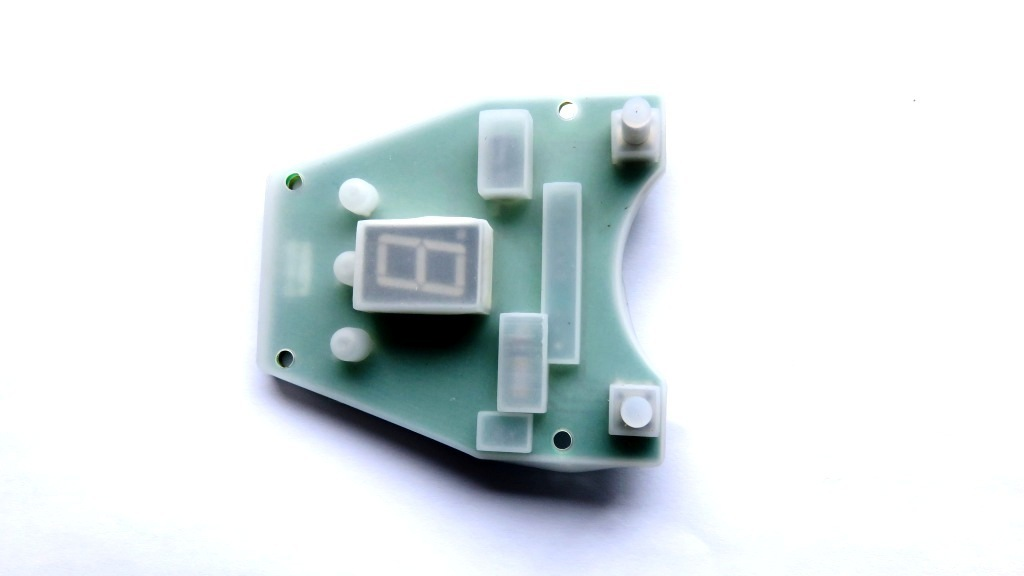 Handle Circuit Board (D64186) with sealed Protector 109