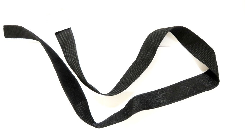Battery holder  Velcro strap 00045