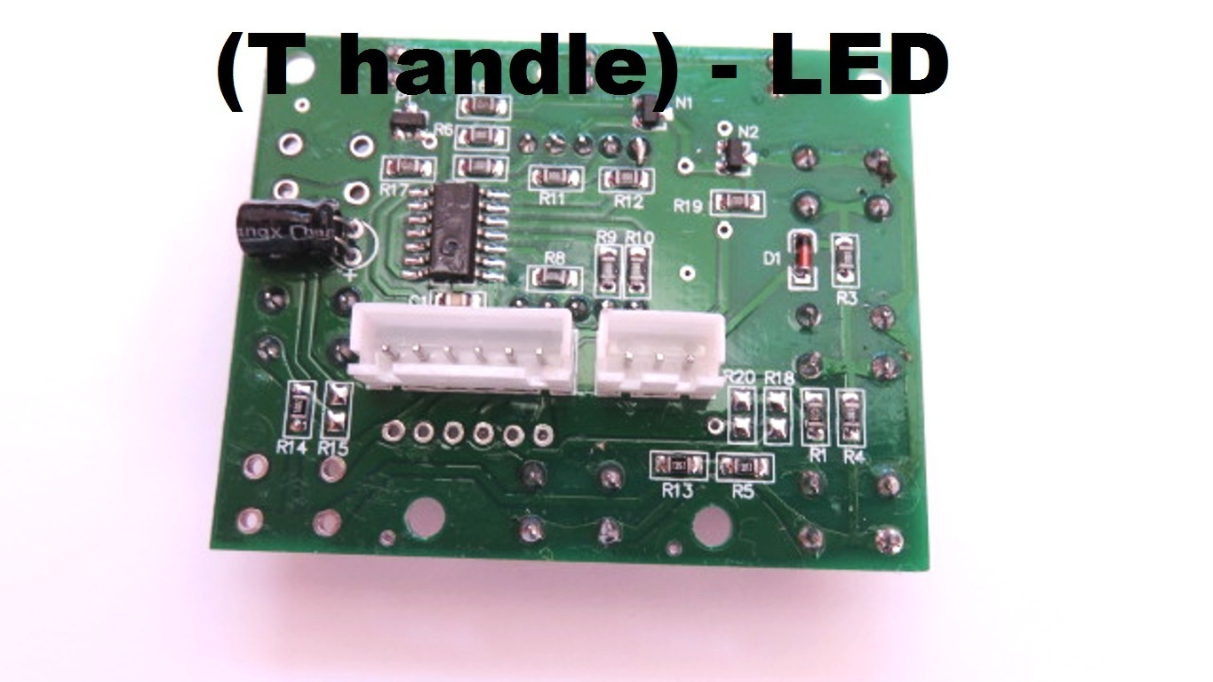 T Handle Circuit Board