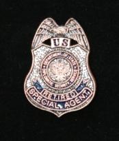 Retired Badge Pin