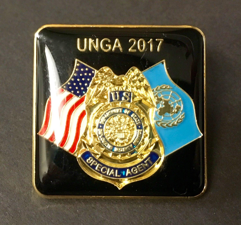 UNGA Pin 2017