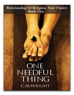 One Needful Thing by C.M. Wright