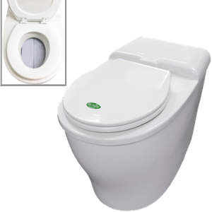 Nature Loo Excelet with Chamber Screen