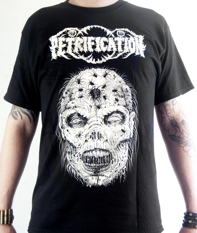 Petrification 'Arachned' Short Sleeve T-shirt