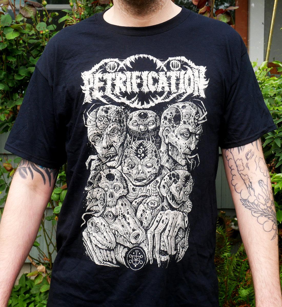 """Petrification """"Horde"""" T-Shirt"""