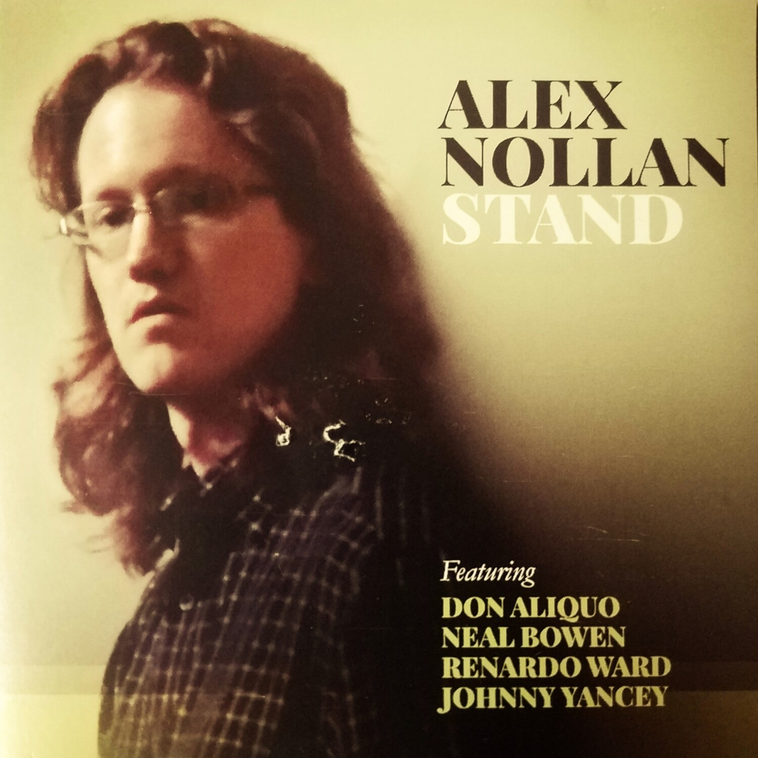 Stand (An Instrumental Jazz Album by Alex Nollan)
