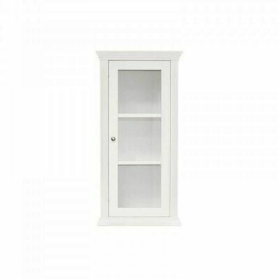 арт. 3050 Шкаф навесной Елена-10G (стекло)  Ш480хГ340хВ1050