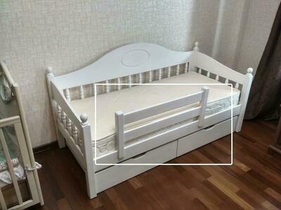 арт. 5010 Съемный Бортик безопасности для любой модели кровати