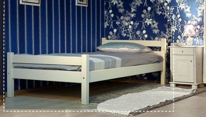 М10161 Кровать классика (+изножье)