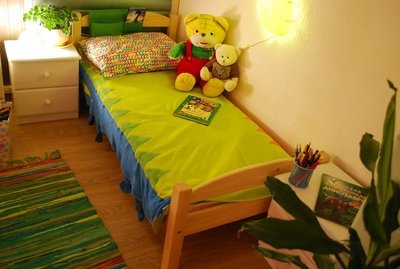 М10003 Кровать классика детская дуга NEW