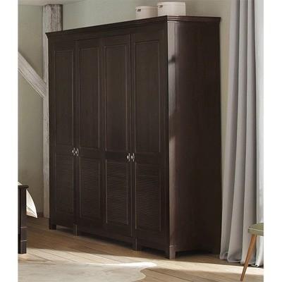 арт. 3023 Шкаф для одежды Рауна-40  Ш2170xГ600xВ2140