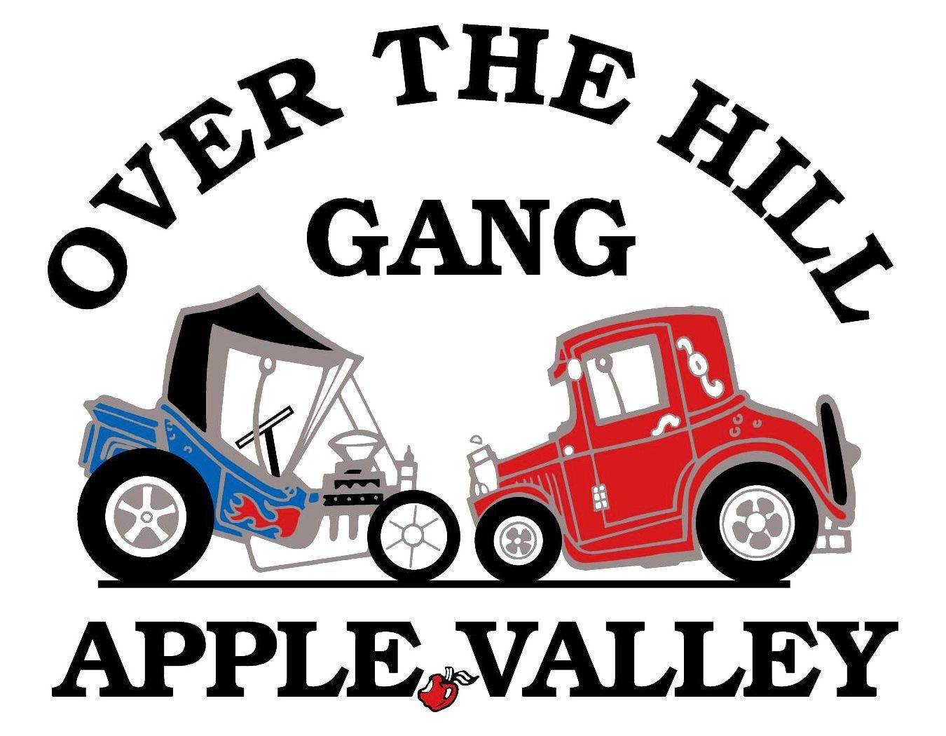 Over the Hill Gang Jackets