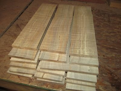 THIN STOCK PROJECT LUMBER