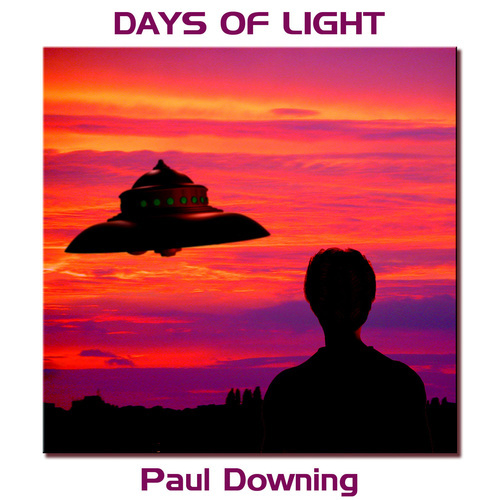 Paul Downing - Days of Light CD