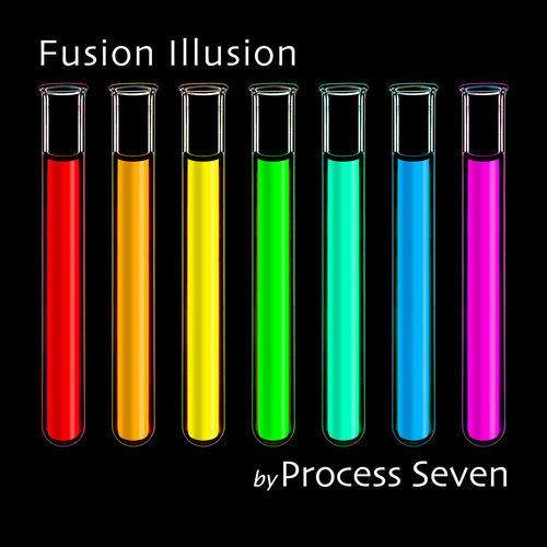 Process Seven - Fusion Illusion CD PDPR008