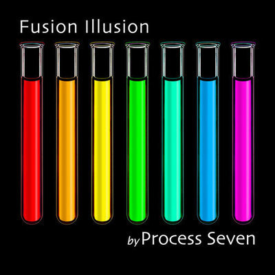 Process Seven - Fusion Illusion CD