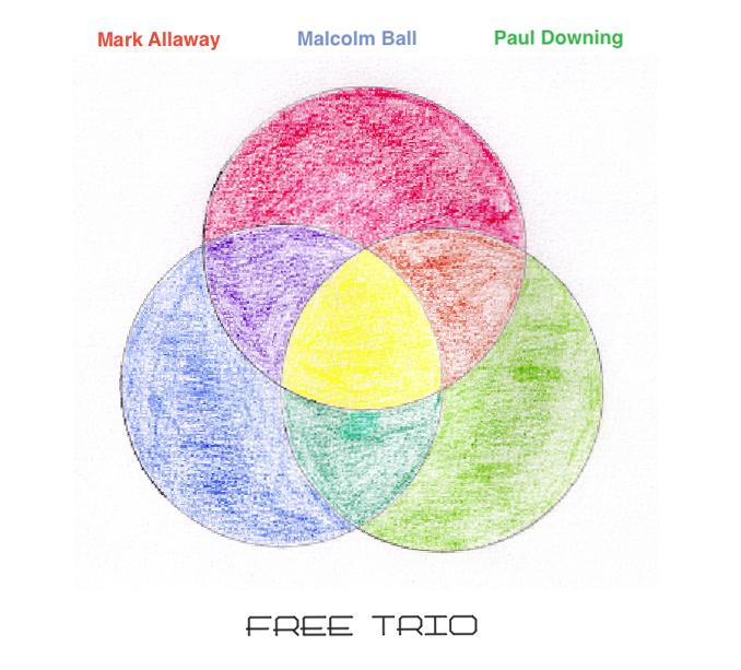 Free Trio - Free Trio CD FMRCD503-0918