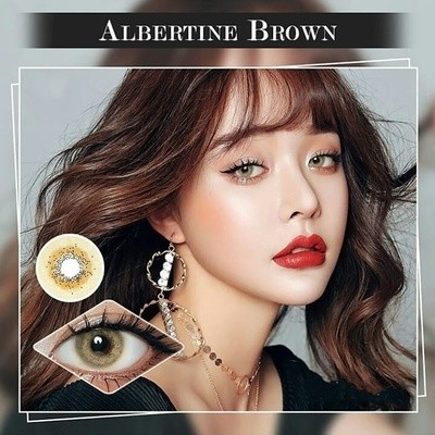 Batis Albertine Brown Rx バチス