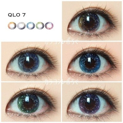 Qlo 7colors Pre-Order with Rx