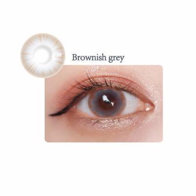 Pure Natural Brown Gray