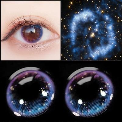 Nebula Blue Violet