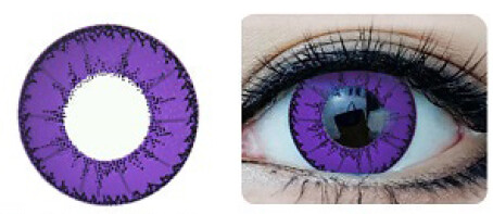 Vivid Violet ヌード