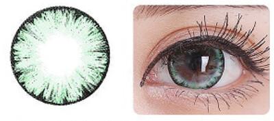 Crystal Light Green