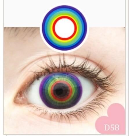 Multiple Circle Rainbow