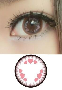 EYEMI Love Pink