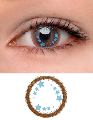 EYEMI Blue Star