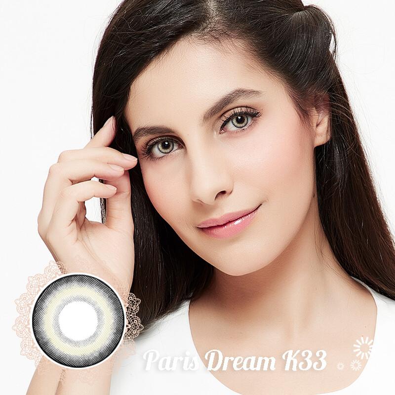 Sabrin Soul Gray aka Paris Dream