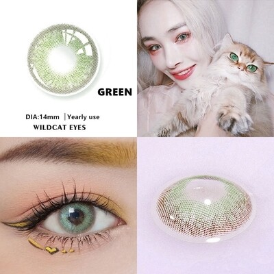 Wildcat Green