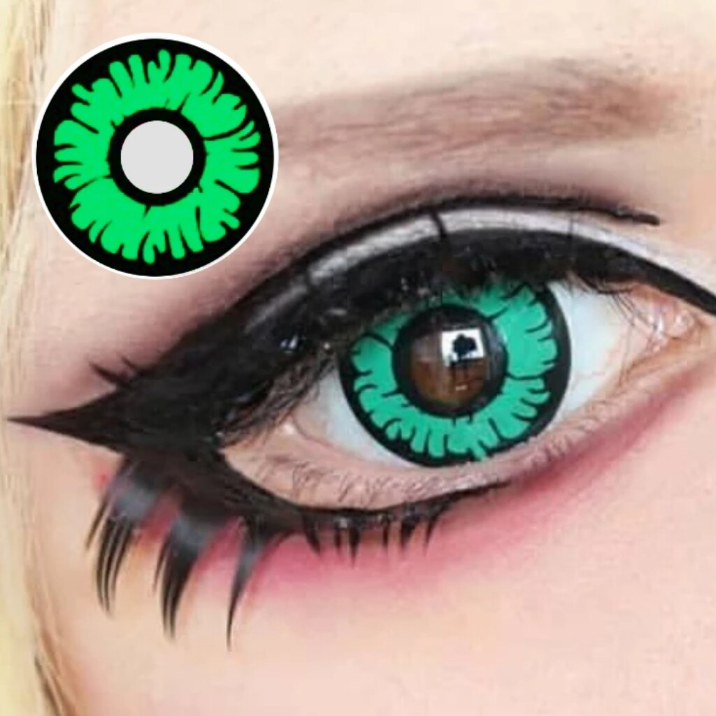 Mini Sclera Green Wizard 17mm